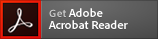 Logo for Adobe Reader.