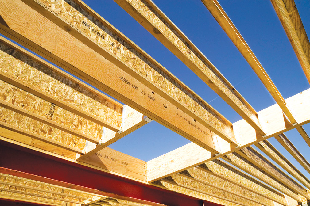 BCI Joists Glulams From Boise Cascade And Engineered Wood At Big