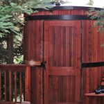 Pool House Sauna.